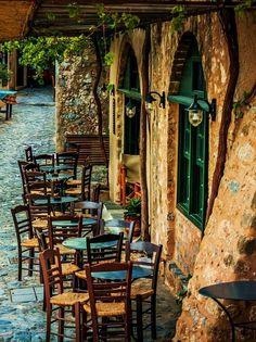 Monemvasia, Greece.