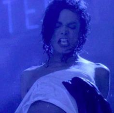Michael Jackson Panther Dance