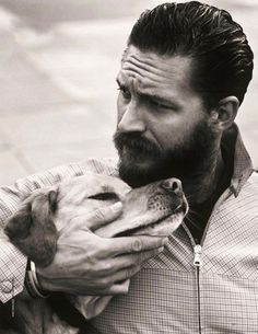 http://witanddelight.tumblr.com - I love this guy, but I love this guy even more b/c of his dog. Doesn't hurt that he's handsome too.