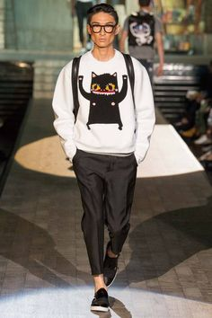 DSquared2 Spring-Summer 2015 Men's Collection