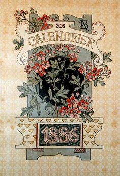 Couverture 1886  Eugene Grasset