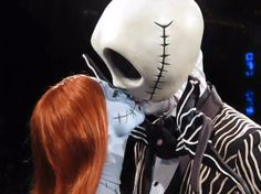 nightmare before christmas sally | Awesome Cosplay Gallery: A NIGHTMARE BEFORE CHRISTMAS (Jack And Sally ...