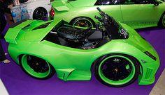 Lamborghini ATV, I really am a big kid at heart when I see stuff like this