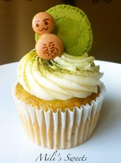 Lucky Green Tea by Mili's Sweets