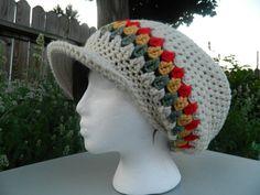 Cream Rasta Slouchy Dreadlock Hat Tam by shopvagabond on Etsy, $28.00 Crochet Hats, Cream, Etsy, Fashion, Chowder, Moda, La Mode, Fasion, Fashion Models