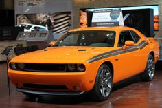Dodge Challenger at CIAS 2012