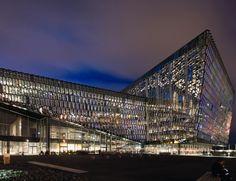 DLW Flooring References - Harpa Concert and Conference Centre Reykjavik