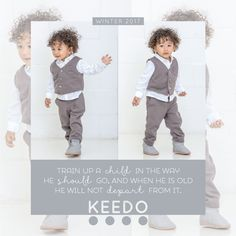 Keedo, a trusted and proudly South African brand, blends imagination, comfort and style to create functional and fashionable designer clothes for kids worldwide. Train Up A Child, Winter 2017, Get The Look, Baby Kids, Kids Outfits, African, Words, Children, Shopping