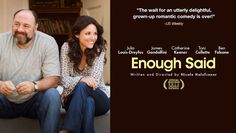 """Enough Said"" Title Says It Best"