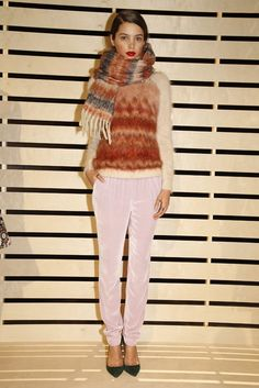 J. Crew RTW Fall 2014 - Slideshow - Runway, Fashion Week, Fashion Shows, Reviews and Fashion Images - WWD.com
