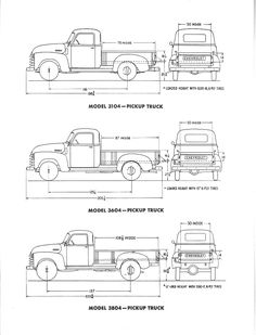 Chevy trucks aficionados are not just after the newer trucks built by Chevrolet. They are also into oldies but goodies trucks that have been magnificently preserved for long years. 1954 Chevy Truck, Vintage Chevy Trucks, Lifted Chevy Trucks, Classic Chevy Trucks, Chevrolet Trucks, Gmc Trucks, Cool Trucks, Pickup Trucks, Diesel Trucks