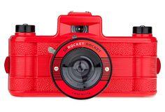 Sprocket Rocket Camera, Red on OneKingsLane.com