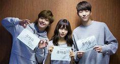 """Who Are You — School 2015″ Konfirmasi Pemain Sekaligus Pembacaan Naskah Pertama"