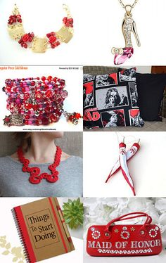 RED by Yael Youtzis on Etsy--Pinned with TreasuryPin.com
