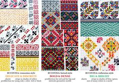 ZOOM ON BUCOVINA It had to be an Austrian engineer and more than 10 years of research to create such a complex study (published in Hama Beads, Pattern Art, Beading Patterns, Pixel Art, Folk Art, Cross Stitch, Traditional, Quilts, Embroidery