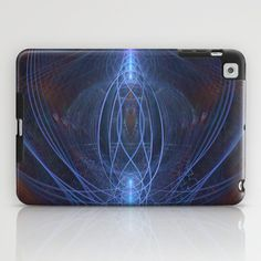 NeonSeries041 iPad Case by fracts - fractal art - $60.00