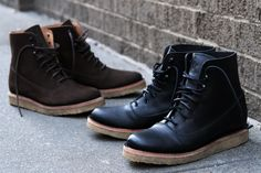 Caminando x Ronnie Fieg Officer Boot