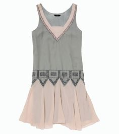 F Great Gatsby dress