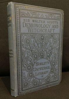19th century demonology witchcraft occult black arts pagan vampire spirit