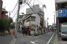 善光寺裏のY字路   Flickr - Photo Sharing!
