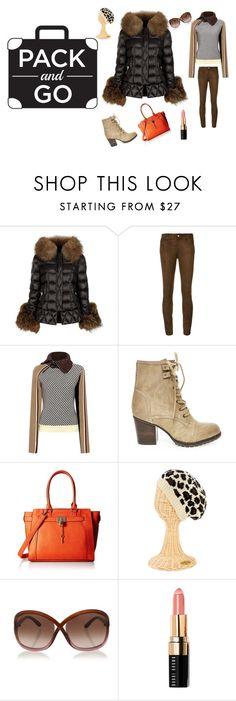 """Pack 'em up and head 'em out...."" by tiffany-mcnair-caruthers on Polyvore featuring Holland Cooper, Paige Denim, Carven, Steve Madden, ALDO, San Diego Hat Co., Tom Ford and Lord & Taylor"