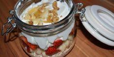 Porridge du lendemain ou overnight oatmeal
