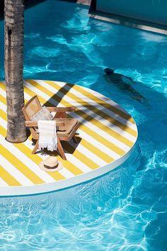 Villa La Banane in Saint Barthelemy, The Caribbean Summer Pinterest, Jet Set, The Places Youll Go, Places To Go, Gazebos, Porto Rico, Parasols, St Barts, Dream Pools