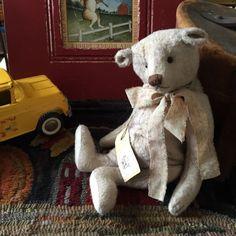 One Of A Kind Mohair Bear By Susanne Tauber/tags in Dolls & Bears, Bears, Artist   eBay