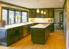 Kitchen Color Palettes | colors or color combinations do you love lots of windows expansive ...