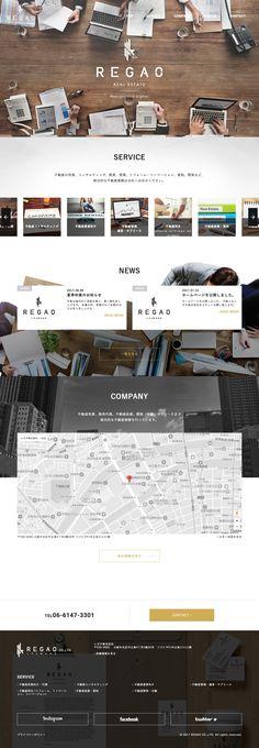 レガオ株式会社 http://regao-japan.co.jp/ 《 WEBデザインCLIP:UNIONNET Inc. 》
