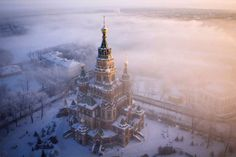 Stunning Drone Photography by Amos Chapple