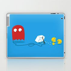 It's a trap! Laptop & iPad Skin by Budi Satria Kwan - $25.00 Laptop PC Computer Notebook Case Skin Sleeve Fashion Design Dell HP Acer ASUS Gateway Samsung Lenovo Apple