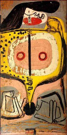 Le Corbusier - South West Window Shutter (1952/56)