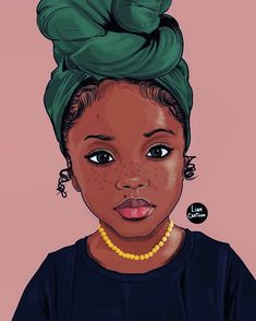 Best 11 Headscarves are a beautiful accessory, learn how to do them right! Black Love Art, Black Girl Art, My Black Is Beautiful, Black Girl Magic, Style Afro, Noir Color, Drawings Of Black Girls, Coloring Book App, Arte Black