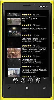 Download our World Live Cams app version for Windows Phone: http://windowsphone.com/s?appId=8ee46d64-cb03-4cd4-9989-be27e03e063c