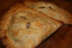 Louisiana Natchitoches Meat Pies