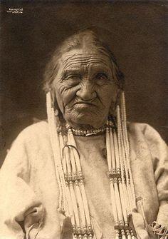Yellow Eyes_Sitting Bull's Great Grandmother a Hunkpapa Lakota Sioux