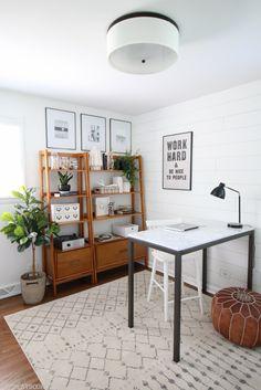 5 Ways To Add Storage U0026 Organize Your Office Space