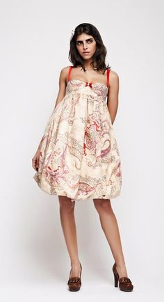 Gelfer Design A/W 2008 Handmade Art, Colours, Summer Dresses, Pattern, Vintage, Design, Fashion, Moda, Summer Sundresses