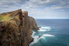 Rocky east coast of Madeira island by Alexander Nikiforov on 500px