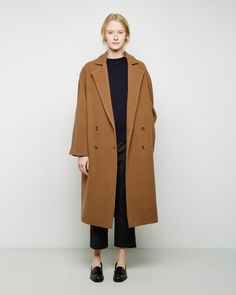 searching for the perfect camel coloured coat, La Garconne Moderne Wool Overcoat, Wool Coat, Oversized Coat, Camel Coat, Minimalist Fashion, Outerwear Jackets, Ready To Wear, Autumn Fashion, Womens Fashion