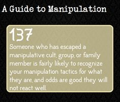 A Guide To Manipulation — Suggested by beyond-the-wand.