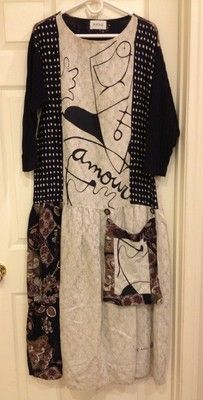 Fun Ahni dress....such an artsy everyday dress and I have the perfect headwrap for it..I wish...