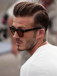 Popular Hairstyles For Men David Beckham
