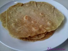 Zdravá máma: Celozrnná pšeničná tortilla