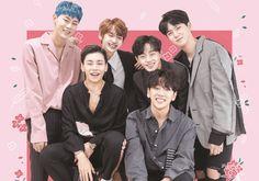 """JBJ fica no topo do chart diário do Hanteo com seu mini álbum de debut """"Fantasy"""""""