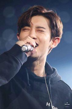 Chanyeol - 160910 Exoplanet - The EXO'rDium in Bangkok Credit: Hello! Baekyeol, Chanbaek, Chanyeol Birthday, Chanyeol Baekhyun, Exo Kai, Exo Concert, Mark Jackson, Kim Minseok, Kpop