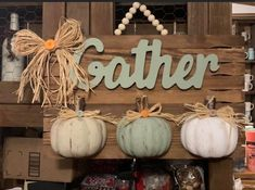 Fall Wood Crafts, Autumn Crafts, Pumpkin Crafts, Thanksgiving Crafts, Christmas Crafts For Kids, Craft Stick Crafts, Pumpkin Ideas, Dollar Tree Decor, Dollar Tree Crafts