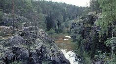 Hiidenportin kansallispuisto