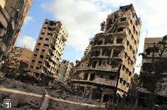 Siria: intensos combates azota estratégica ciudad de Homs - Noticias de Hoy - Noticias Internacionales - Noticias 24 horas